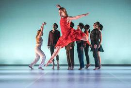 Internationale Tanzwochen Neuss Erstes Gastspiel: Scottish Dance Theatre, Dundee